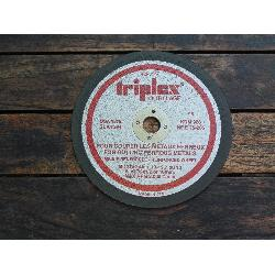 TRIPLEX DISCO TRONZAR METALES 127MM 567 T