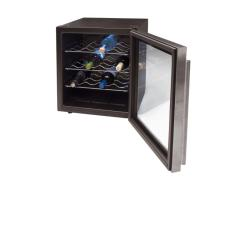 Armario Refrigerador - Vinoteca 16 botellas.Serie Black Line.LACOR