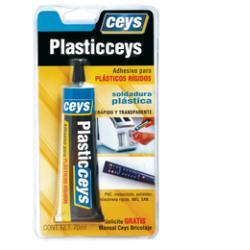 CEYS Adhesivo Plásticos Duros PLASTICEYS