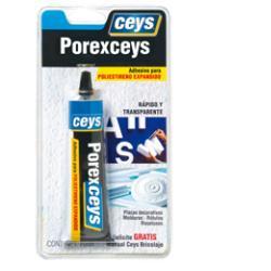 CEYS Porexceys Adhesivo para Poliestireno