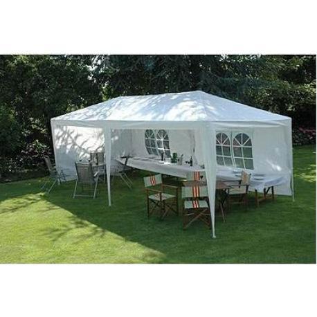 pergola de jardin 6x3 mts 8704n103 habitex. Black Bedroom Furniture Sets. Home Design Ideas