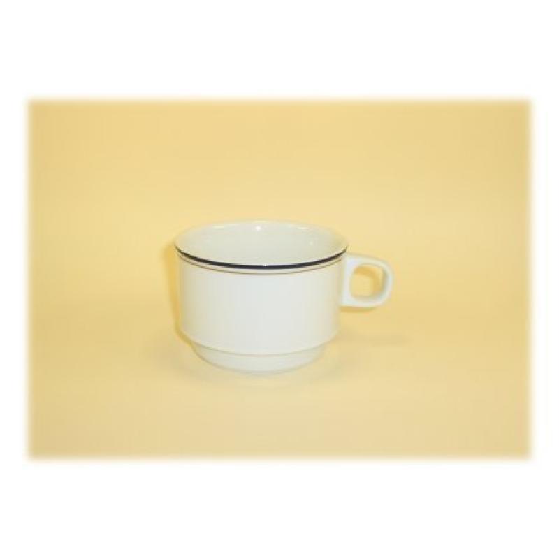 Taza cafe con leche castillo ingles azul for Tazas cafe con leche