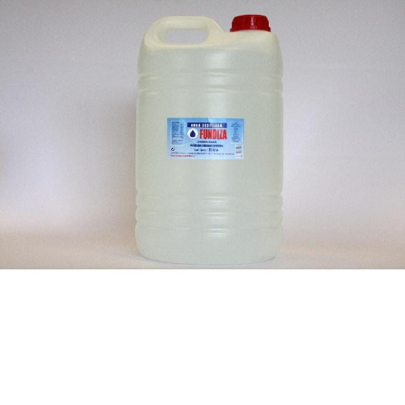 Fundiza agua destilada desionizada mejor precio - Agua destilada precio ...
