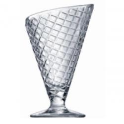 Copa para Helado Gelato Transparente BORMIOLI