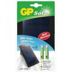 GP cargador de baterias solar