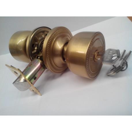 Pomo tesa llave md2801 70 lp - Pomos con cerradura ...