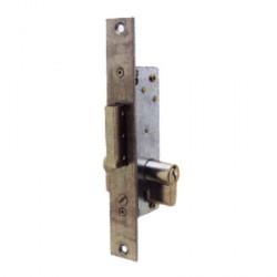 Cerradura Embutir Met Inox  TESA  2211203AI -20 MM