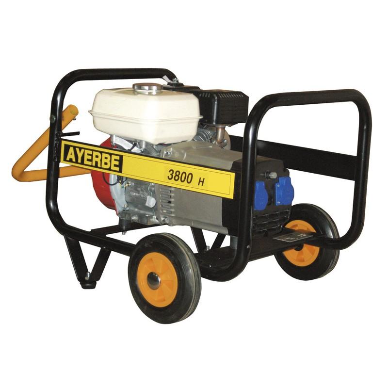 Generador electrico motor honda ay3800h ayerbe mejor precio - Generador electrico precios ...