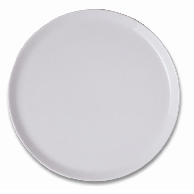 Plato pizza porcelana blanca 1771 cim for Platos porcelana blanca