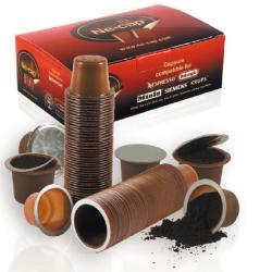 Capsulas Vacias Sistema Nespresso.NE-CAP