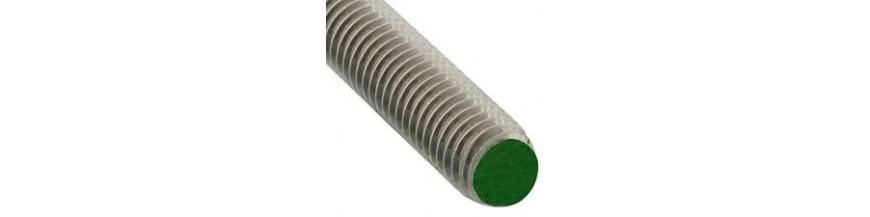 varilla roscada DIN-975 INOXIDABLE A2
