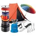 Playa y Camping