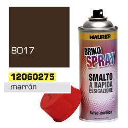 SPRAY MAURER MARRON CHOCOLATE 400 ML.