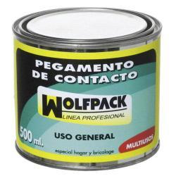 PEGAMENTO CONTACTO WOLFPACK   500 CC