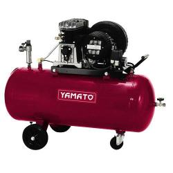 COMPRESOR YAMATO PROFESION.  200 LT. HP3,0