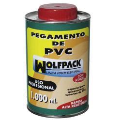 PEGAMENTO PVC  WOLFPACK  CON PINCEL 1000CC