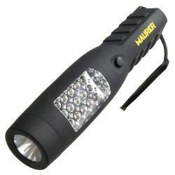 LINTERNA MAURER LED RECARGABLE 4,5V 15 LED