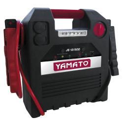 ARRANCADOR BATERIA YAMATO 12 - 18 AH 500/1000A