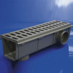 CANALETA GARAJE T130G 500X130X130/110 - 90