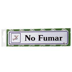 ROTULO NO FUMAR