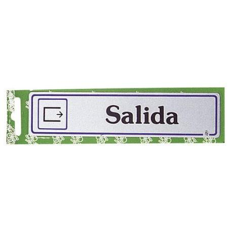 ROTULO SALIDA
