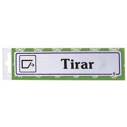 ROTULO TIRAR