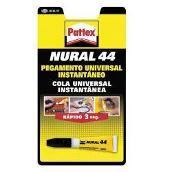 NURAL -  44 CIANOCRILATO  (1 TUBO DE 3 GRAMOS)