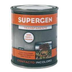 PEGAMENTO SUPERGEN INCOLORO  250 ML