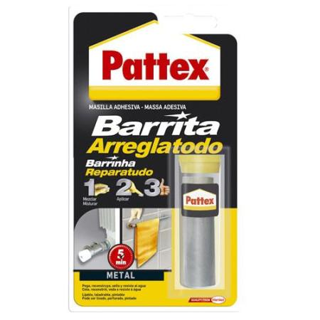 NURAL -  BARRITA ARREGLATODO 48 GRAMOS METALES