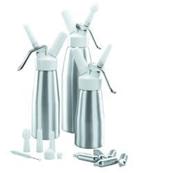 Sifon Crema Aluminio.LACOR