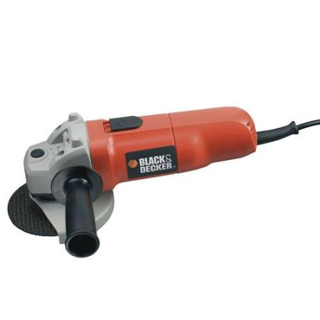 AMOLADORA BLACK&DECKER  710 W.  CD 115 QS