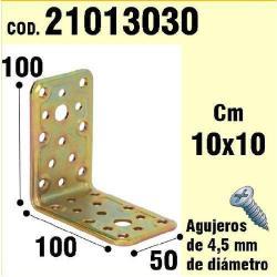 SOPORTE PARA MADERA ÁNGULO50X100X100