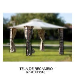 TELA RECAMBIO CORTINAS DE PERGOLA SINES