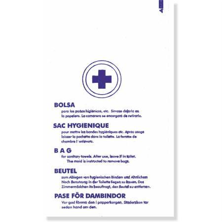 BOLSA HIGIENICA (100 UNIDADES)