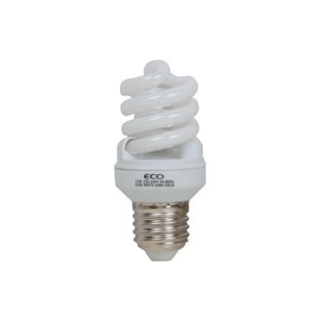 HYUNDAI LAMPARA MINI ESPIRAL E27 15W C.W