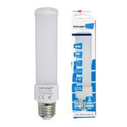 BATTERYLIGHT LED DOWNLIGHT 8W 500LM E27 WW