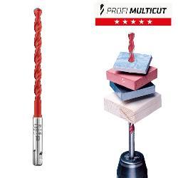 BROCA ALPEN MULTIUSO SDS PLUS   6,0X110 MM.