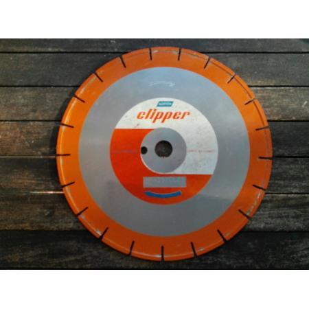 NORTON DISCO CORTE HUMEDO CLIPPER 300X22X25