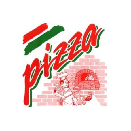 PAQUETE 100 CAJA PIZZA CARTON 24X24X4 CMS