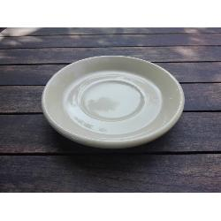 RETRO PLATO TAZA OCRE 135 MM