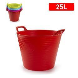 CAPAZO 25 LTS. COLOR PLASTICFORTE