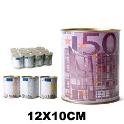 HUCHA GRANDE EURO 12X10 CMS