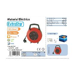 EXTRASTAR ENROLLACABLES 4 BASES 1.5 MM 10 MTS.