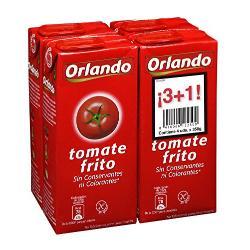 TOMATE FRITO ORLANDO 350 PACK 3+1