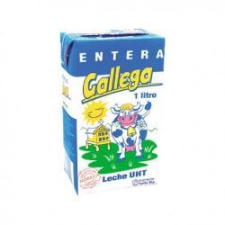 LECHE ENTERA GALLEGA BRIK 1 LT.