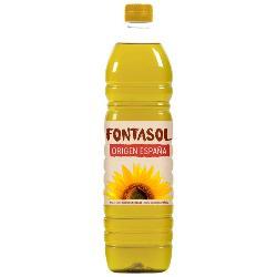 FONTASOL ACEITE GIRASOL  1 LT.