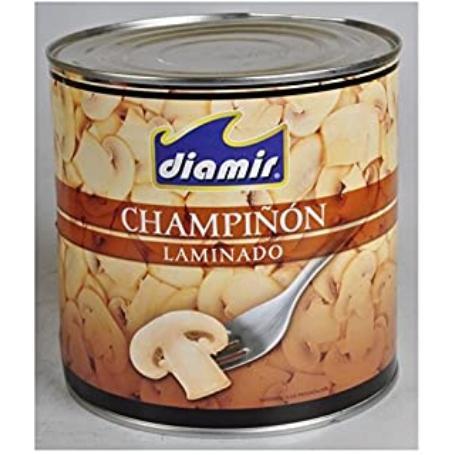 CHAMPIÑON DIAMIR LAMINADO LATA 355 GRS.