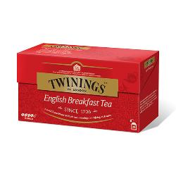 TE TWININGS E.BREAKFAST 25 SOBRES