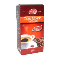 VIVO CAFE MOLIDO NATURAL 250 GRS.