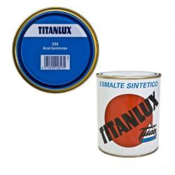 TITANLUX  AZUL LUMINOSO 125 ML
